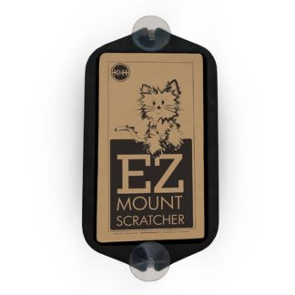 "K&H Pet Products EZ Mount Cat Scratcher Brown / Black 7.5"" x 15.5"" x 1"""