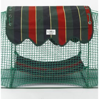 "Kittywalk Kabana Striped 24"" x 18"""