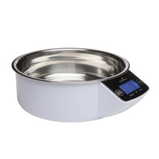 Eyenimal Intelligent Pet Bowl 1 Liter White