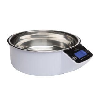 Eyenimal Intelligent Pet Bowl 1 Liter White