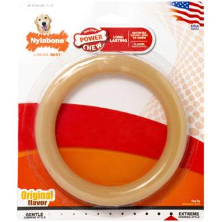 Nylabone Power Chew Ring Chew Toy Giant
