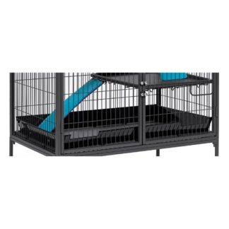"""Midwest Nation Accessory Lower Scatter Guard Black 34"""" x 24"""" x 4"""""""