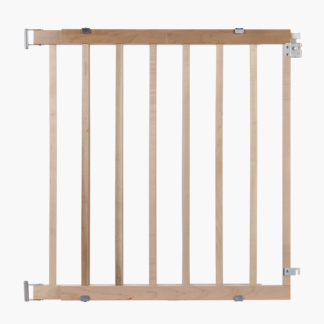 "North States Stairway Swing Pet Gate Wood 28"" - 42"" x 30"""