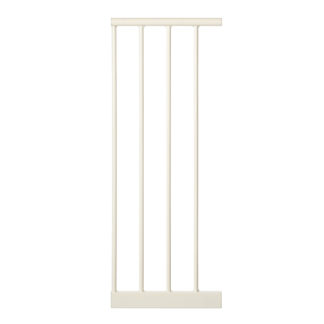 "North States 10.5 inch Extension for Easy-Close Gate White 10.5"" x 29"""