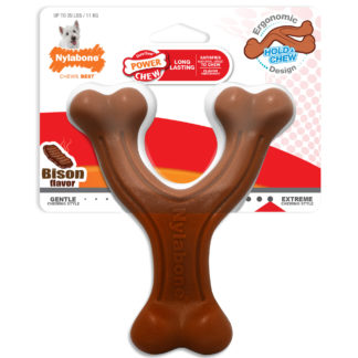Nylabone Power Chew Wishbone Chew Toy Regular
