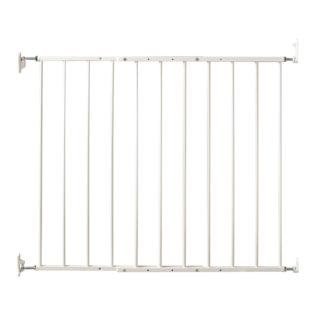 "Kidco Command Wall Mounted Pet Gate White 24.75"" - 42.5"" x 1.75"" x 31"""