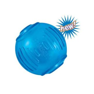 Petstages ORKA Tennis Ball Blue