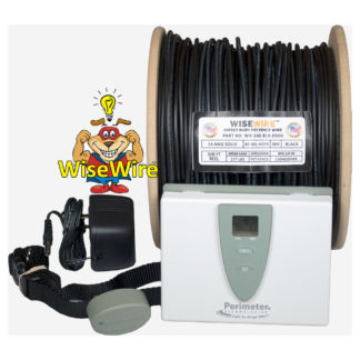 Perimeter Technologies Perimeter Ultra Fence System 16 gauge WiseWire®