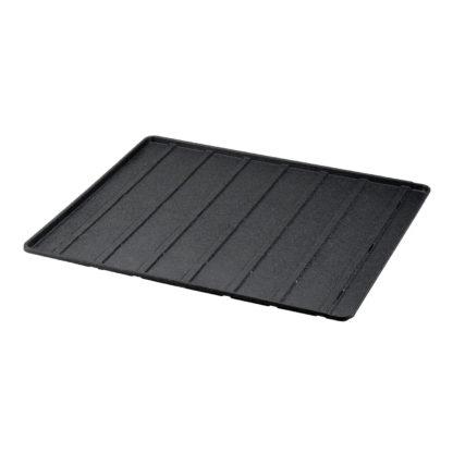 """Richell Expandable Floor Tray Medium Black 37""""-62.2"""" x 32.1"""" x 1"""""""