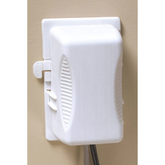 Kidco Outlet Plug Cover White