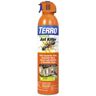 "Terro Outdoor Aerosol Ant Killer 19 ounces 11.5"" x 2.75"" x 2.75"""