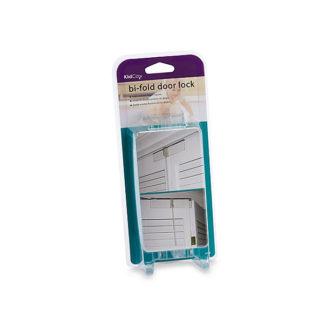 Kidco Bi-Fold Door Lock Clear