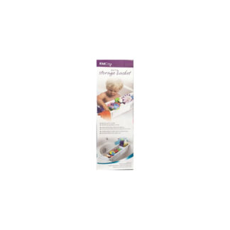 Kidco Bath Storage Basket White