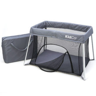 "Kidco TravelPod Plus Travel Play Yard Gray 42.5"" x 29.5"" x 27"""